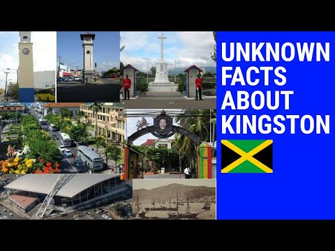 TOP 5 FACTS YOU DID NOT KNOW ABOUT KINGSTON (Jamaica's Capital)
