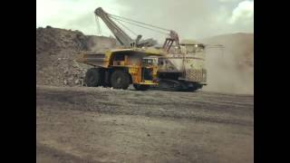 Biggest mining equipment on earth