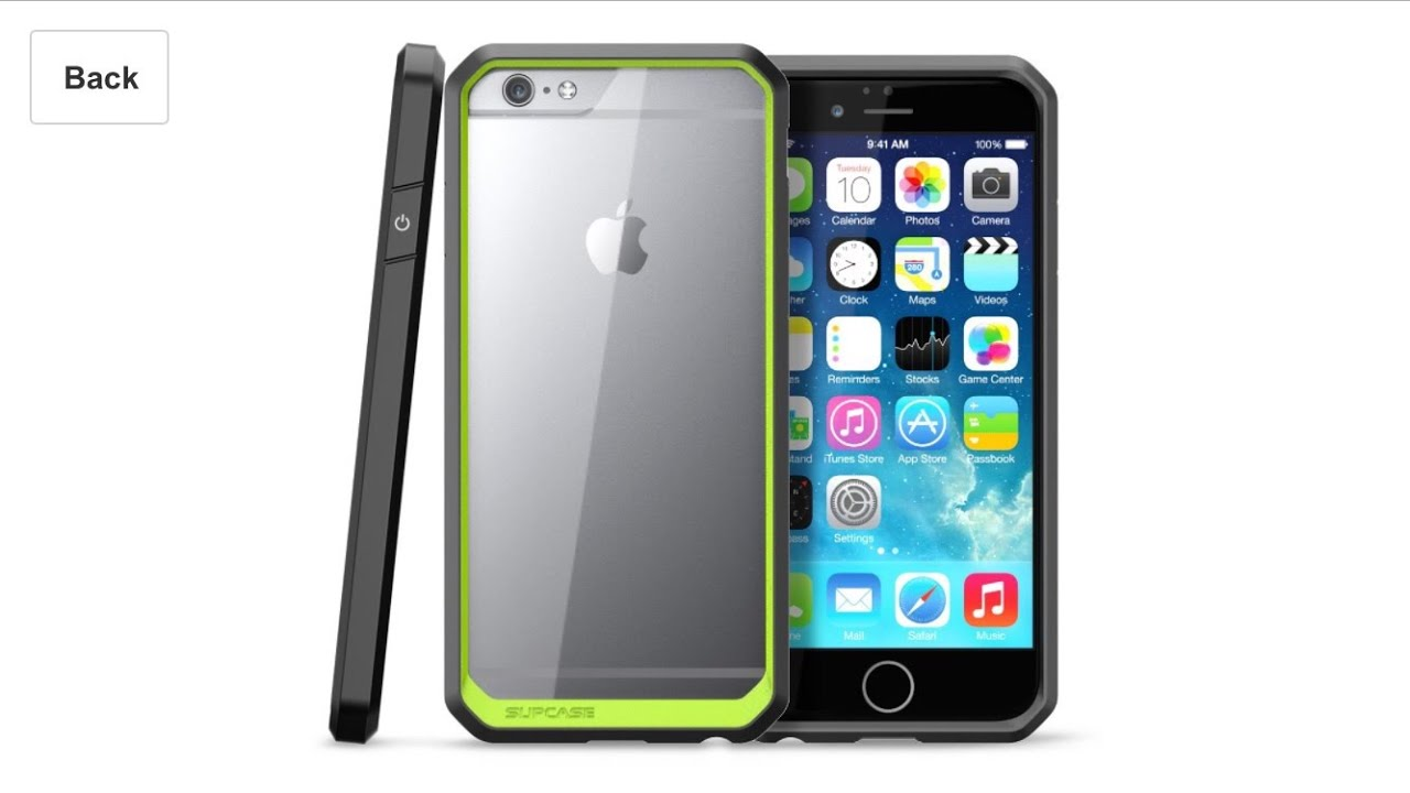 Hybrid  Iphone S Case
