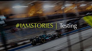 #IAMSTORIES | Access F1 Pre-Season Testing