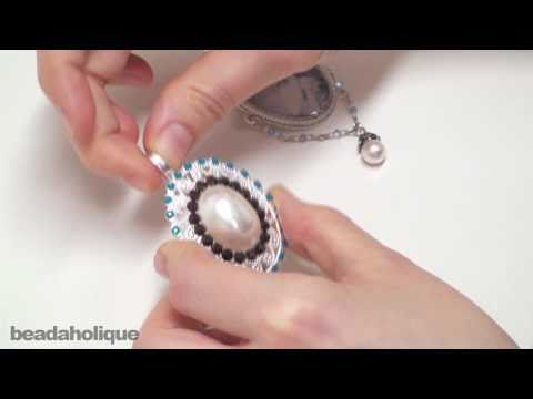 How To Use A Brooch-to-Pendant Converter