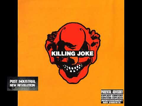 Killing Joke - Killing Joke  (2003) full album