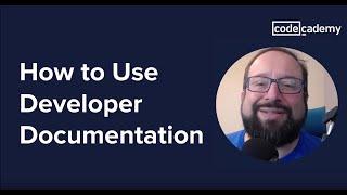 How To Use Developer Documentation