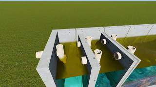 حوض تخمير (سابتك تانك) septic tank