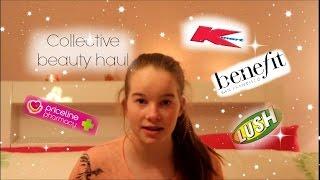 Collective beauty haul! Thumbnail