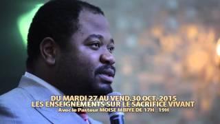 Pasteur Moise Mbiye - Les pêcheurs d'hommes (prédication)