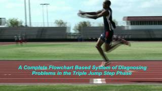 Boo Schexnayder on Fixing the Second (Step) Phase in the Triple Jump