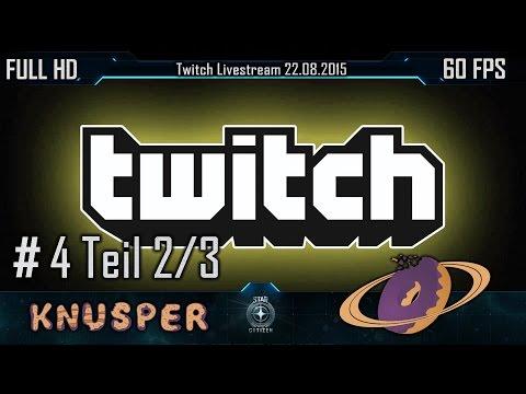 Knusper TV Livestream 22.08.2015 Teil 2/3 [FullHD] [Twitch]
