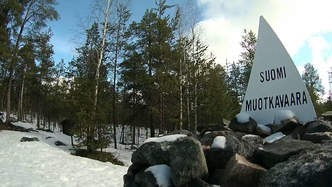 Suomi Venäjä Raja
