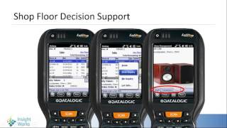NAV Barcoding: Mobile Warehouse Management System and Production Labor Tracking
