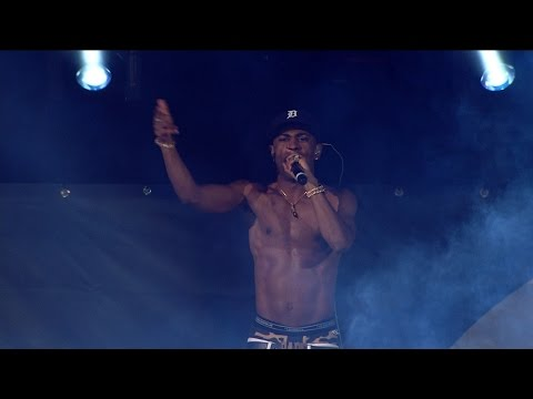 Big Sean IDFWU live at Summer Jam 2015