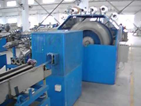 Fiberglass reinforced pipe making machine -- Tongsan Plastic machinery