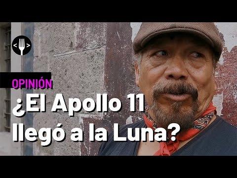 ¿Los mexicanos creen en la llegada del hombre a la Luna?