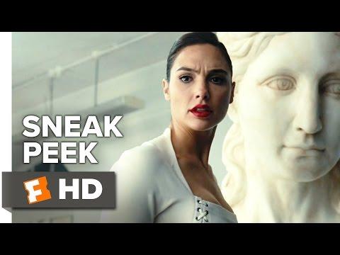 Justice League 'Wonder Woman' Sneak Peek (2017) | Movieclips Trailers
