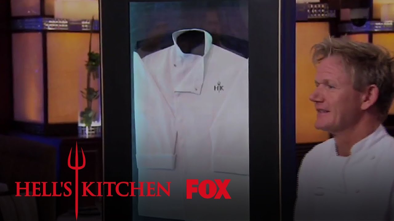 How many black jackets in hell's kitchen