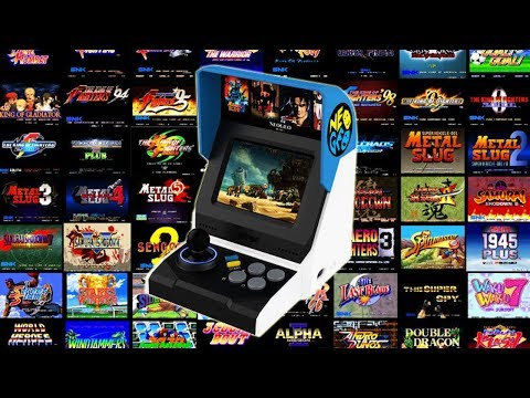 Top 10 Neo Geo Mini Games