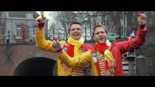 Ben nie Erik van Gisteren - Oeteldonkse Sjaal | Carnaval in Oeteldonk 2018
