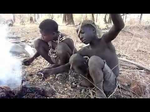Nomadic Tribe lives like 10,000 years ago