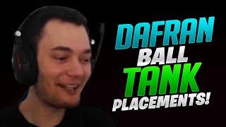 Dafran's Pain While Playing Ball! - Overwatch