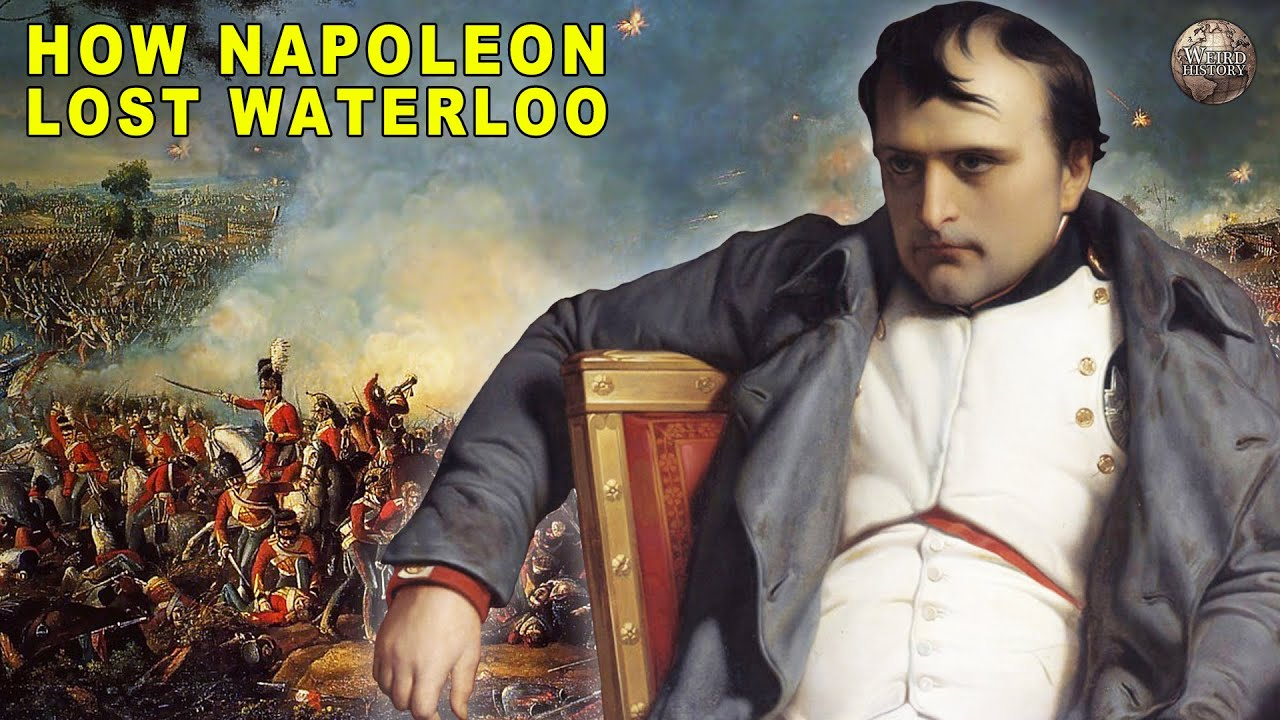 How Napoleon Lost at Waterloo