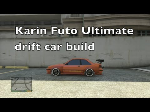Image Result For Gta Karin Futo Drift Build