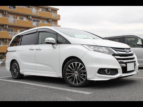 Honda Odyssey Absolute 2014 -  Stepwgn больше не нужен?