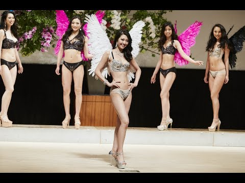 2017 dermozone Miss Supranational Japan Complete Show