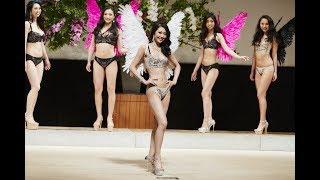 2017 dermozone Miss Supranational Japan Complete Show