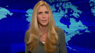 Ann Coulter gives her take on immigration in U.S., Canada
