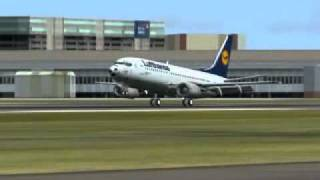 London Heathrow Mega Airport.flv