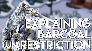 Cardfight!! Vanguard: Barcgal History & Leash of Restriction