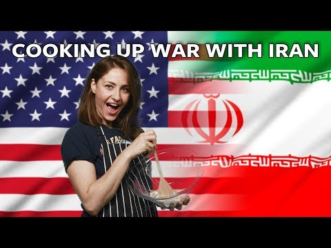 ICYMI's recipe for war with Iran: Turn the pressure cooker