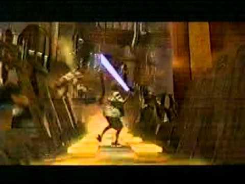 Star Wars Episode II: Attack of the Clones 3D Doritos Commercial