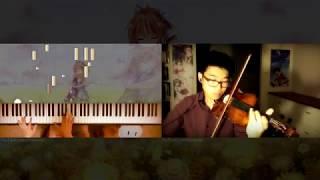 「Clannad」 - Nagisa ~ Farewell at the Foot of a Hill ~ (piano)