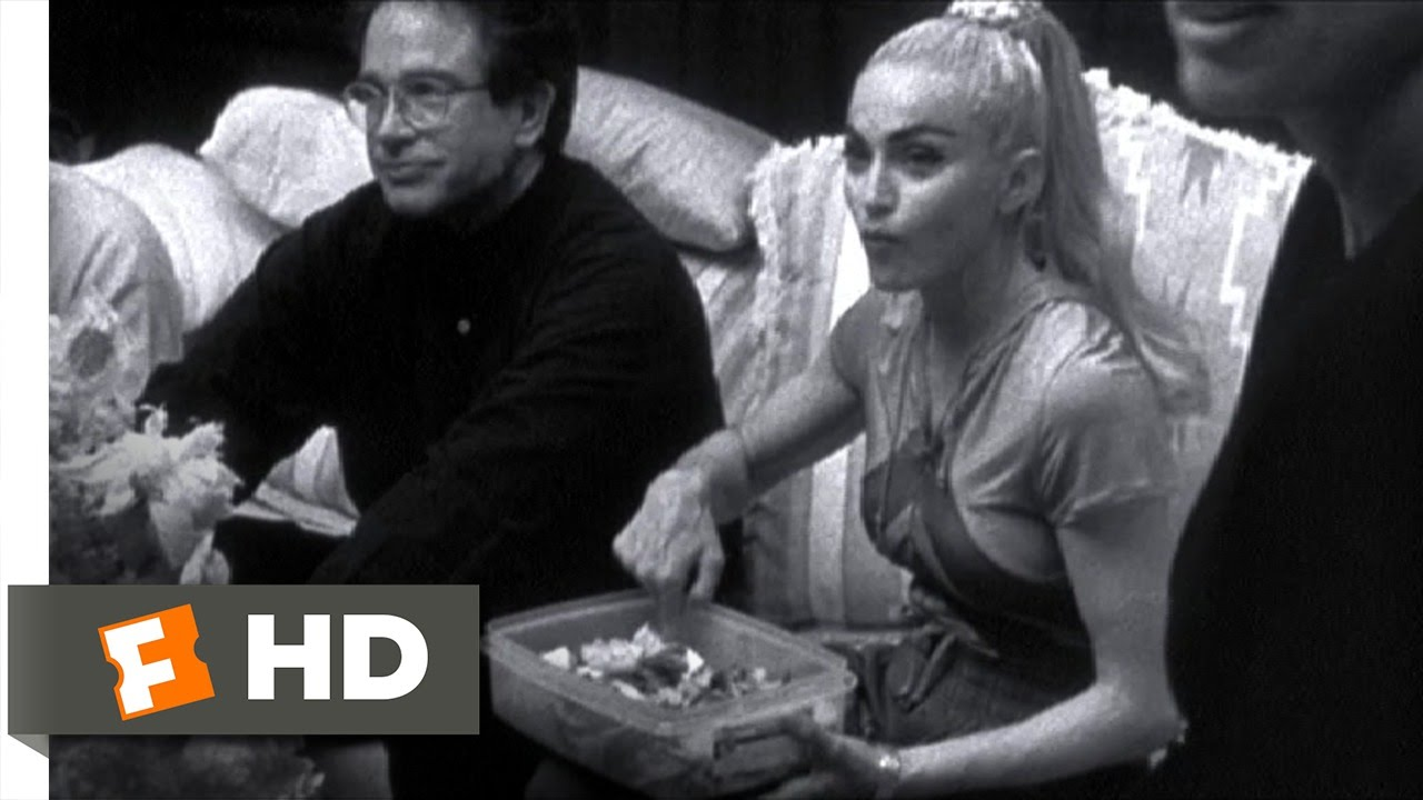 Madonna: Truth or Dare (2/8) Movie CLIP - Warren Beatty (1991) HD