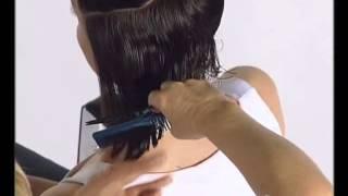 Стрижка каре на вьющиеся волосы.bob hairstyle for curly hair
