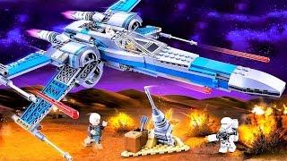 ✓мультики про лего Звездные Войны Мультфильм для Детей Lego Star Wars 2016