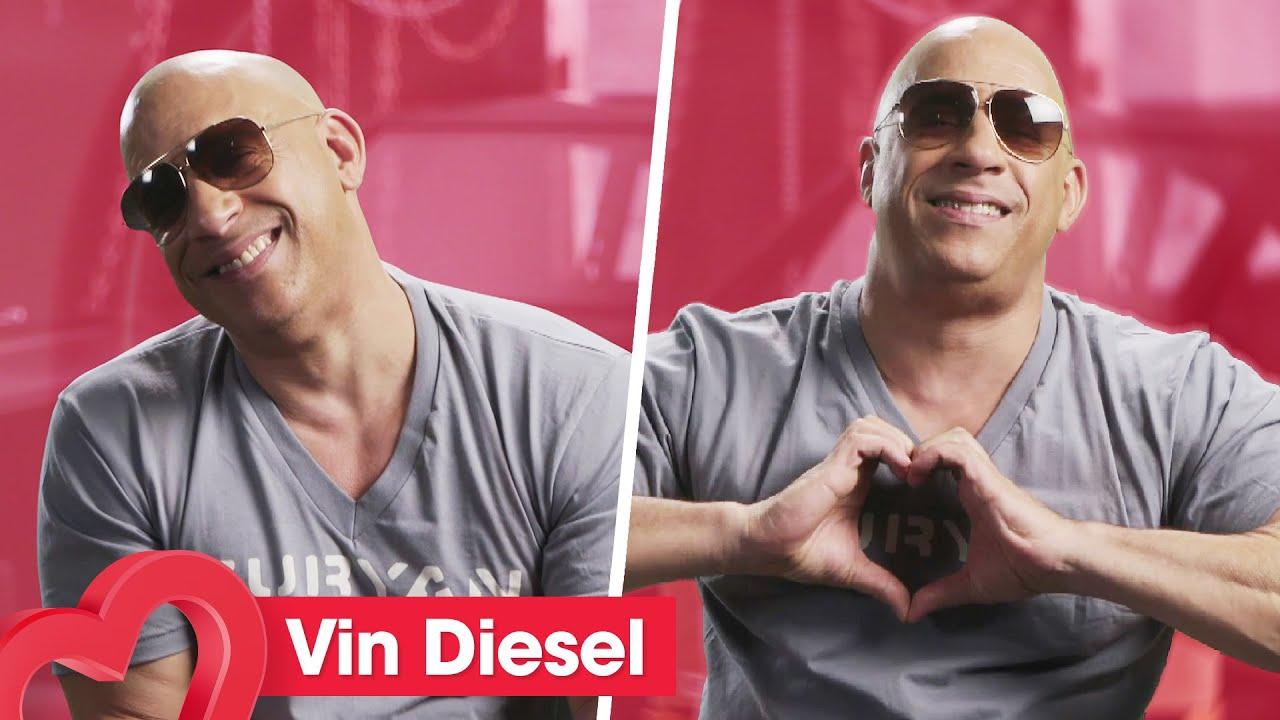 Vin Diesel is SO proud his son is starring in Fast & Furious 9   Heart