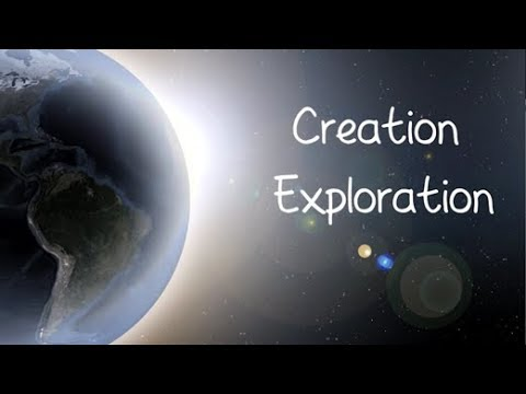 Creation Exploration - Week 1