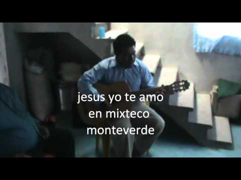 PASTOR Daniel Lopez Bautista cantando en mixteco