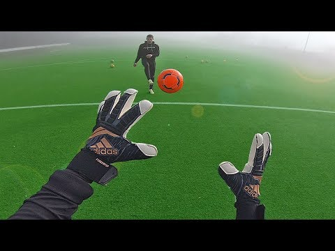 adidas Predator Pro 2018 Goalkeeper Gloves Review - freekickerz