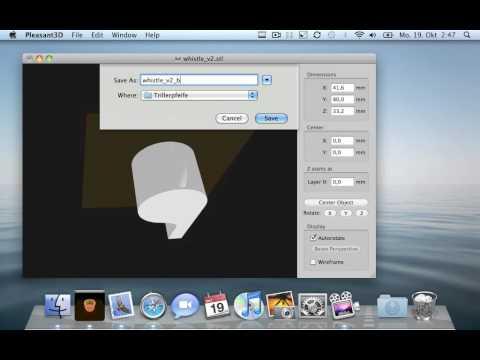 Pleasant Software: Pleasant3D
