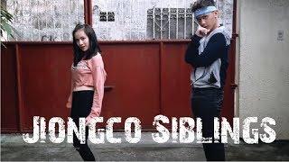 Go Off- Dawin |Jiongco Siblings |Dance Choreography