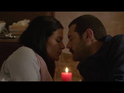 ليلة دخلة طايع و مهجة ' رومانسية عمرو يوسف وصبا مبارك بعد كتب الكتاب ' - طايع - عمرو يوسف