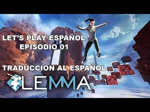 Lemma Ep 01 - Donde Estamos (PC - Let's Play - Traducción Español)