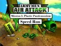 Army Men: Air Attack (Mission 1) Speed Run