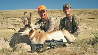 "2014 DIY WY Antelope Hunt ""EAST BOUND"" - 701 Outdoors"