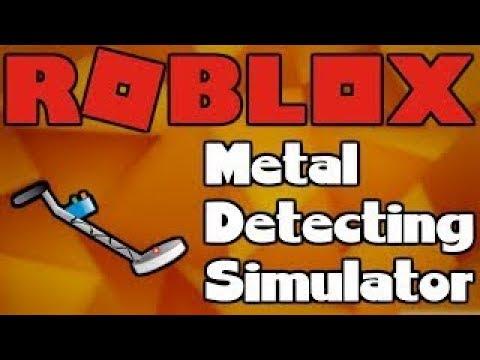 Metal Detecting Simulator Auto Clicker Roblox - how to get a auto clicker for roblox treasure hunt simulator