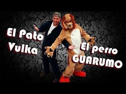 Guerra de chistes  El Perro Guarumo y el pato vulka