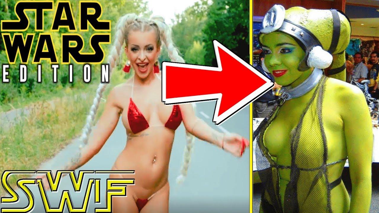 Katja Krasavice S3x Tape Star Wars Edition Flashy S Q As 8 Youtube